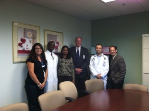 Visiting Montachusett Primary Care in Leominster
