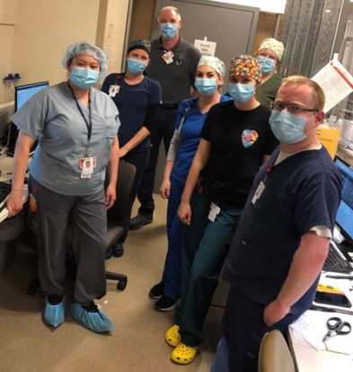 2ACT surge ICU team