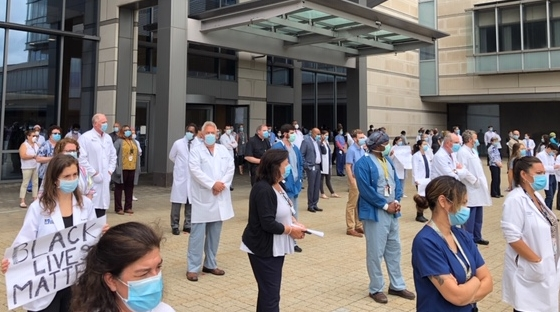 White Coats Black Lives